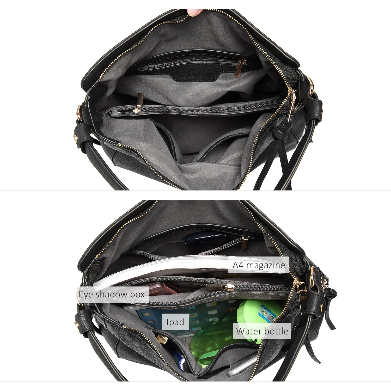 4398798f6 Shoulder Bags for Women Large Ladies Crossbody Bag with Tassel  RHNWB088701RE-FBA Crossbody Bags
