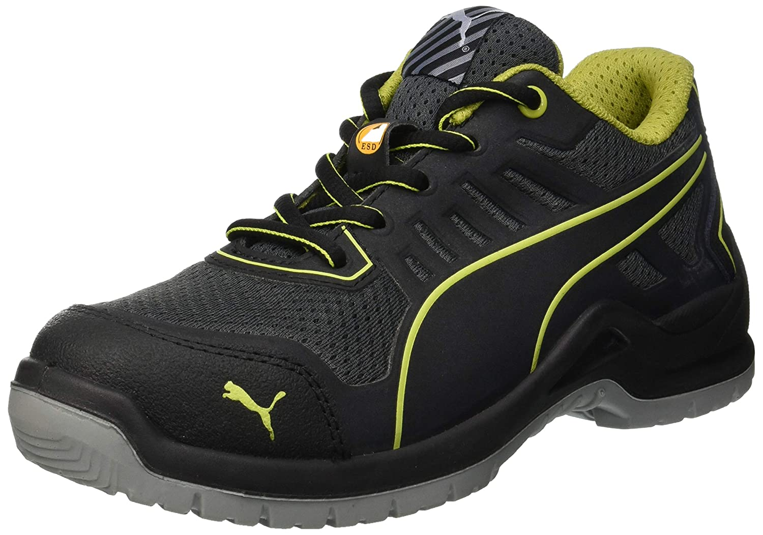 Puma Safety Footwear Womens/Ladies Fuse TC Low S1P Safety Shoes
