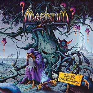 Escape From The Shadow Garden (Purple Vinyl, incl. CD)
