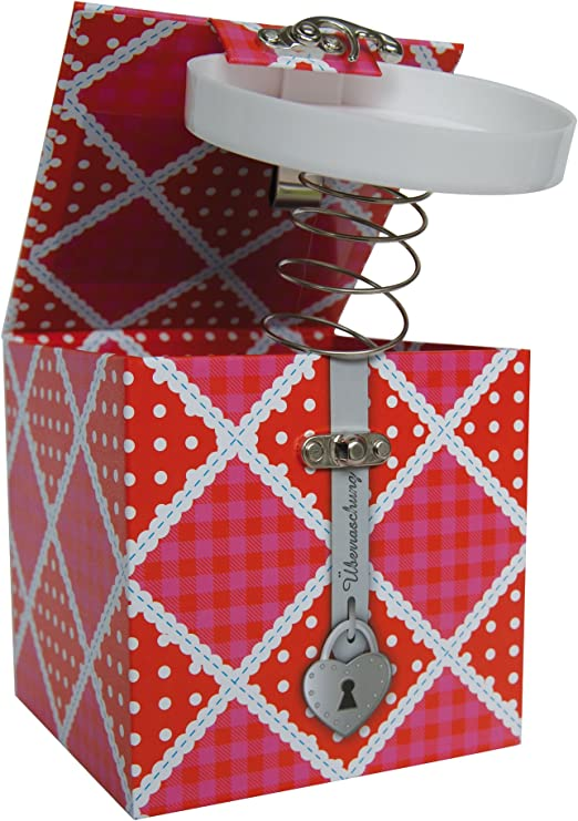 Trend Import 10531400 Jack in The Box - Caja Sorpresa con Muelle ...