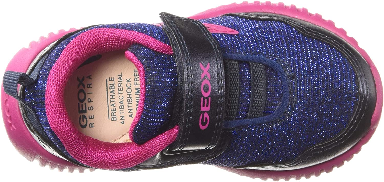 Geox B Waviness B Sneakers Basses b/éb/é Fille