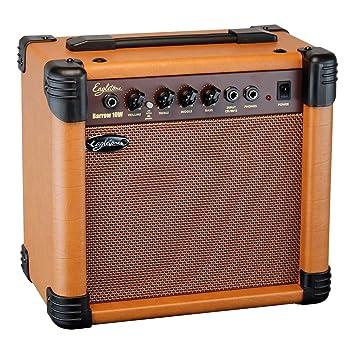 Amplificadores guitarra acustica