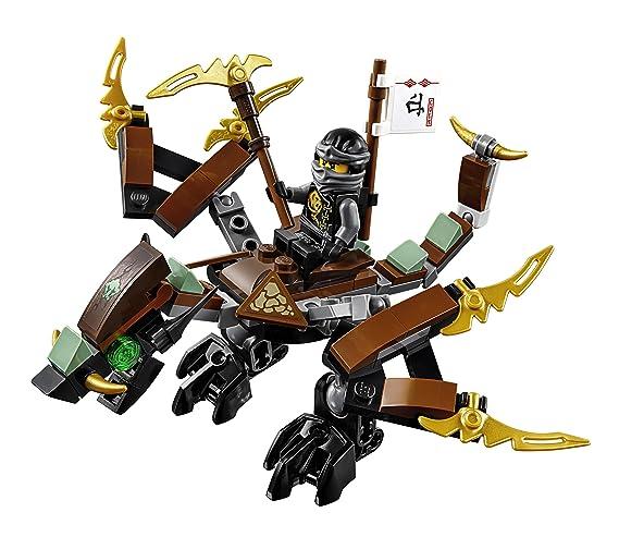 LEGO - Dragón de Cole, (70599)