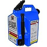 Surecan SUR50K1 5 gallon Kerosene Gas Can