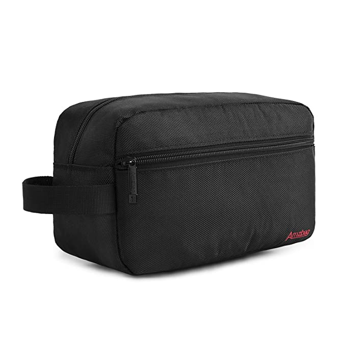 681ae9ee4d88 CoolBELL Toiletry Bag Travel Toiletry Organizer Portable Hanging  Water-resistant Makeup Bag Dopp Kit   Shaving Cosmetic Bag for Men Women   Amazon.co.uk  ...