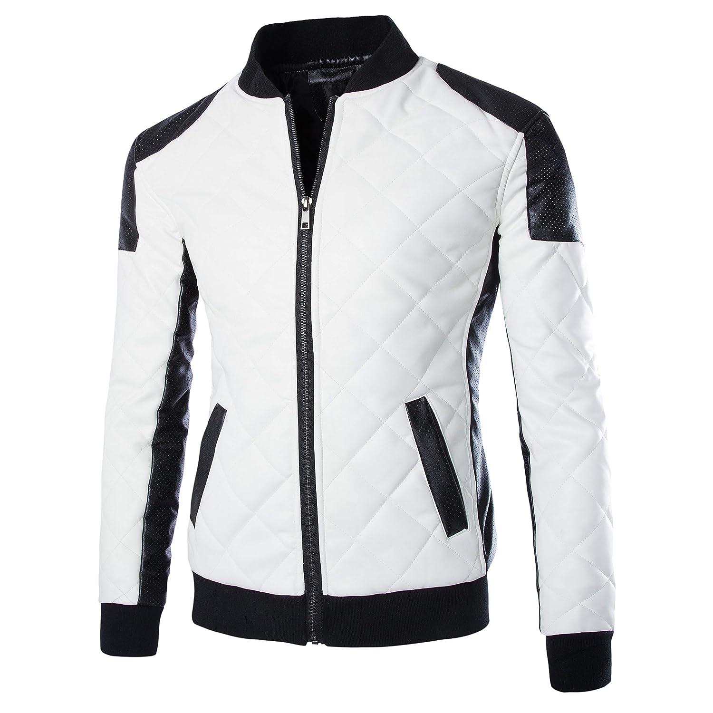 Real Leather Jacket Black #1U UNICORN Womens Classic Biker Jacket