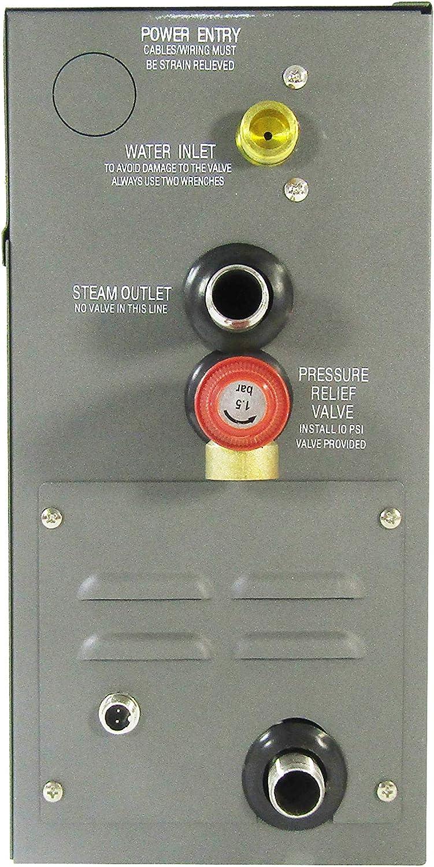 KS-120 Control Panel YJINGRUI 4KW Steam Bath Generator Home Steam ...