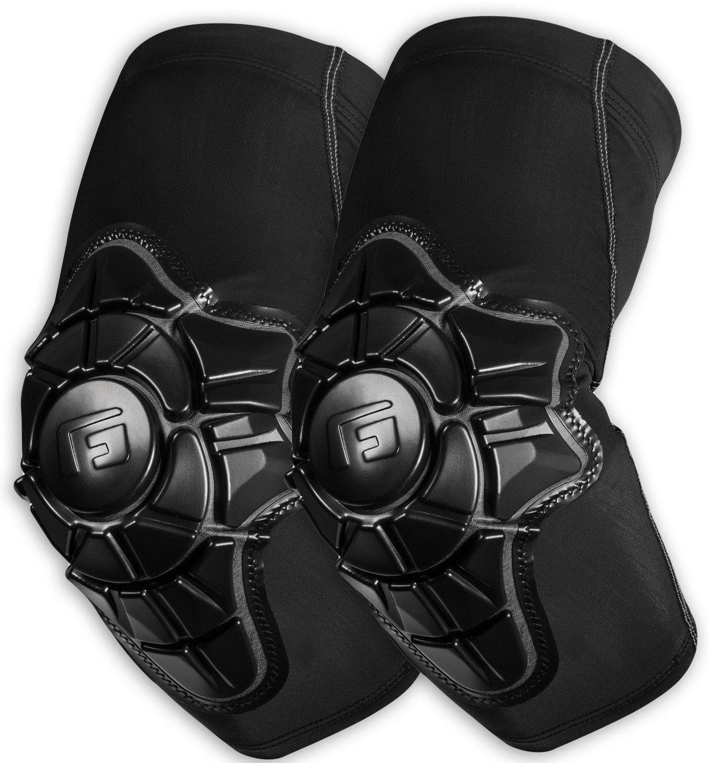 G-Form Pro-X Elbow Pads, Charcoal, Adult Small by G-Form (Image #4)