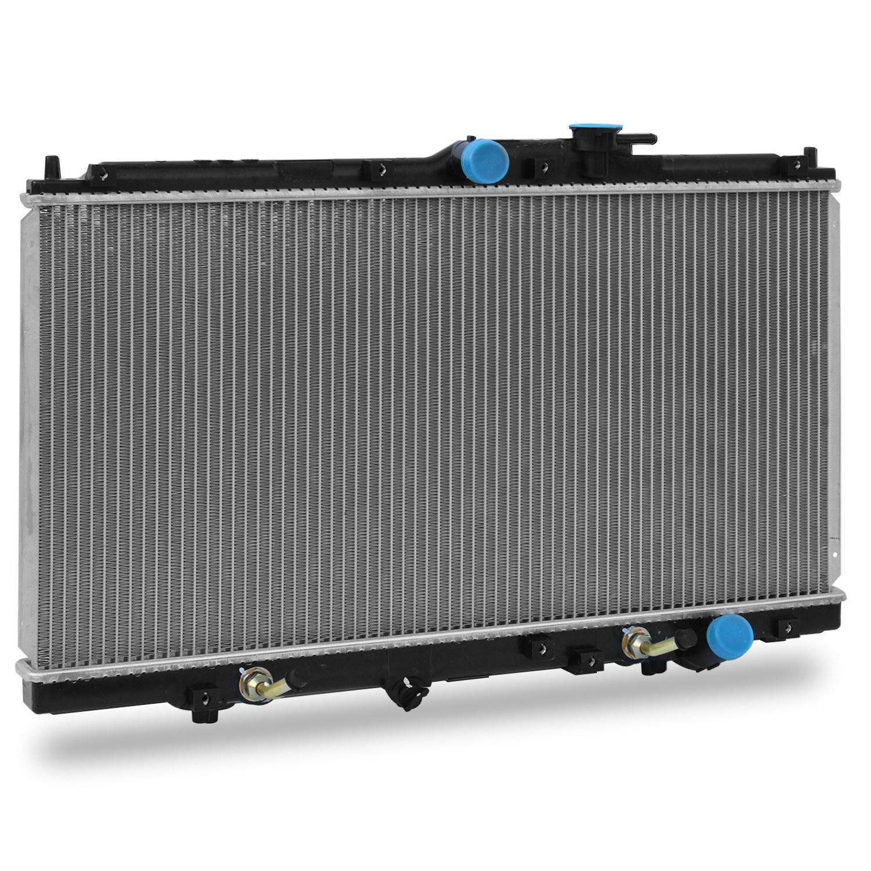Amazon.com: 1494 Aluminum Replacement Radiator for Honda Accord Prelude  2.2L L4 Acura CL 2.2/2.3L L4: Automotive