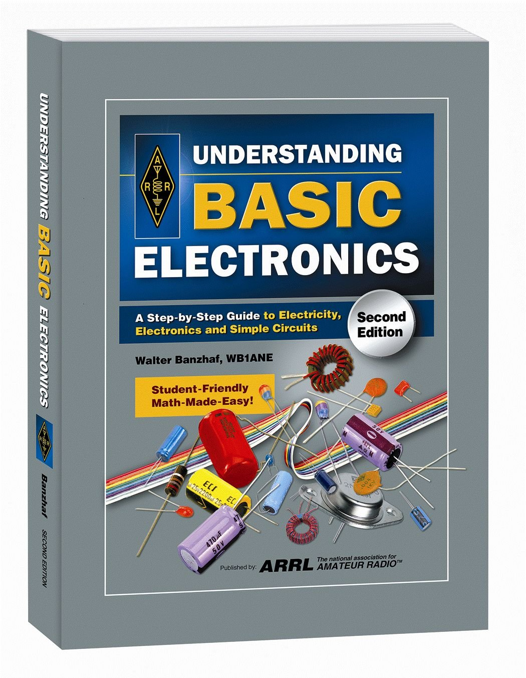 Understanding Basic Electronics (Softcover) by ARRL, the national association for Amateur Radio (Image #1)