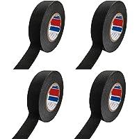 4 stuks isolatietape, Electrical Tape, weefseltape voor reparatie van gesplitste draden, draadbundels, kabelisolatie 15…