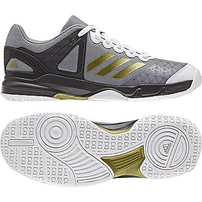adidas Court Stabil J- Zapatillas de balonmano para niños: Amazon.es: Deportes y aire libre