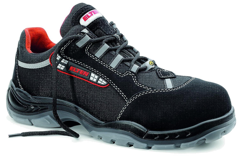 ELTEN SENEX ESD S3 - sportlicher Sicherheitsschuh fü r Damen und Herren, Microfaser/CORDURA, Kunststoffkappe, Durchtrittschutz: textil, Gr. 35 72872 SENEX ESD S2