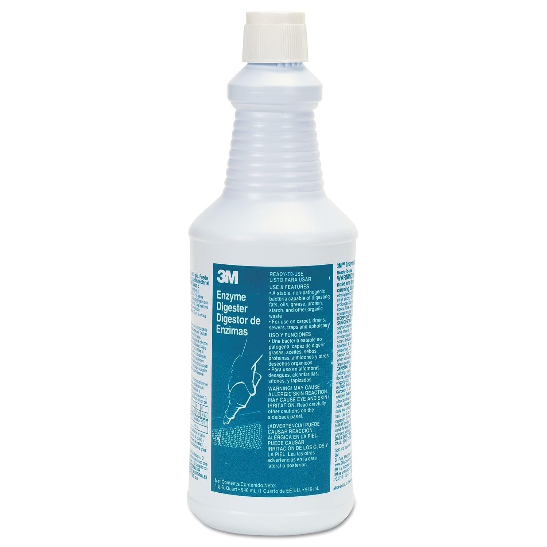 3M 34753 Enzyme Digester, 32 oz Bottle (Case of 12)