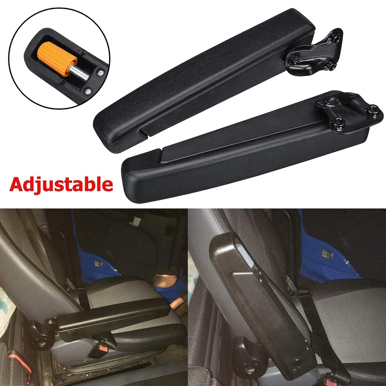 KOKO Zhu Asiento de Coche Ajustable apoyabrazos Coche Universal para RV Autocaravana cami/ón autopartes Derecha