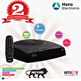 MyBox STB Free To Air Full HD Set Top Box with WiFi Connectivity Option (No Monthly Recharge Required)