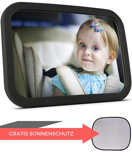 Babyspiegel Für S Auto Sonnenschutz Rücksitzspiegel Für Babys Autospiegel Rückspiegel Für S Baby Baby