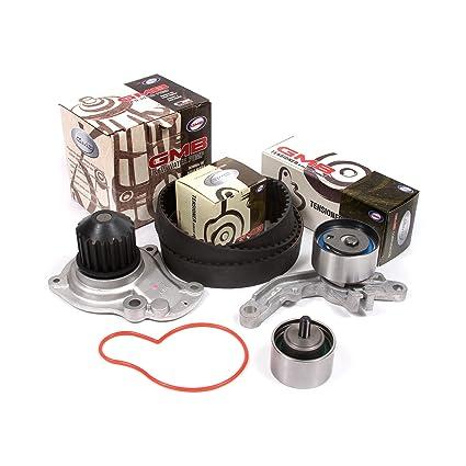 03-09 Chrysler Dodge Turbo 2.4 DOHC 16V Timing Belt Kit GMB Water Pump
