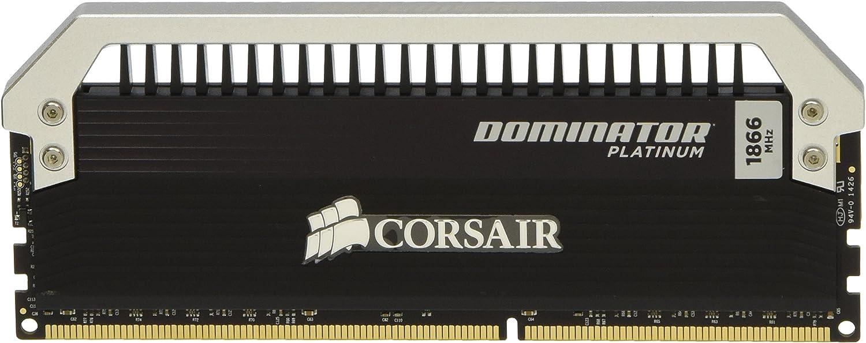 Corsair Dominator Platinum 16GB DDR3 1866 MHZ 2x8GB Desktop Memory PC3 15000