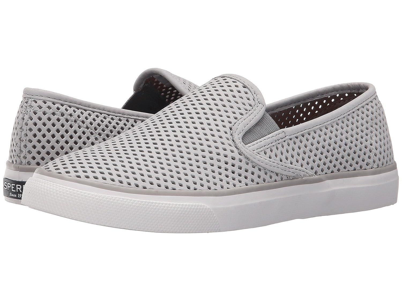 優れた品質 [スペリートップサイダー] レディースウォーキングシューズカジュアルスニーカー靴 Seaside cm Perfs Seaside [並行輸入品] B07N89K6ZR グレー B07N89K6ZR 23.5 cm B 23.5 cm B|グレー, シオタチョウ:54dfd4b5 --- a0267596.xsph.ru