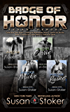 Badge of Honor: Texas Heroes Collection One