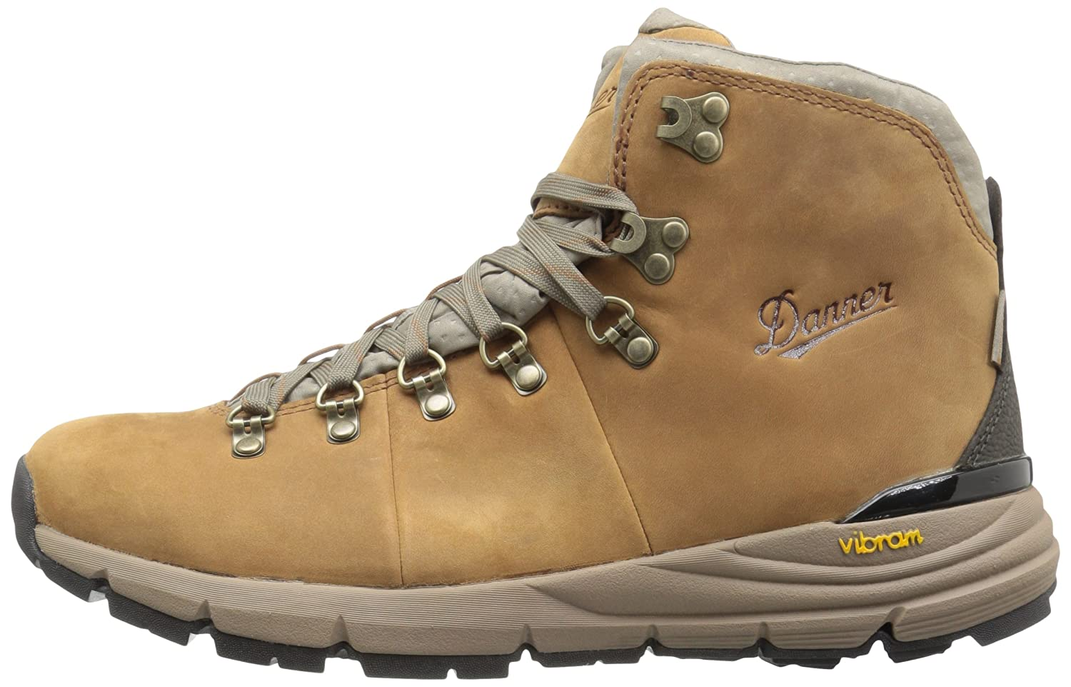Danner Women's Mountain 600 Full Grain Hiking Boot B01MR0OM6D 9 B(M) US|Rich Brown