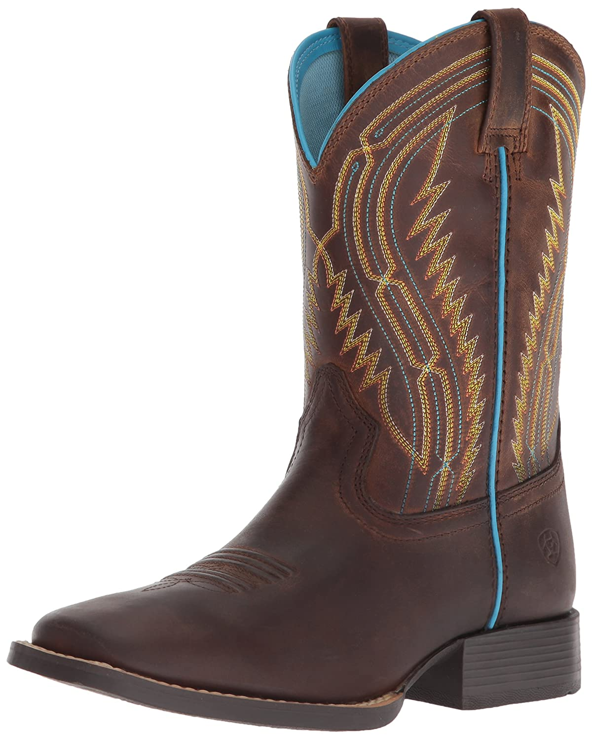 Distressed Brown ARIAT WOMEN Women's Western Cowboy Boot