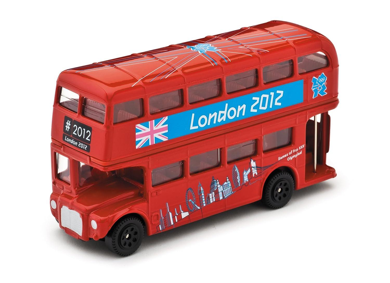Corgi TY82319 London 2012 Great British Classics Routemaster Maßstab 1:64