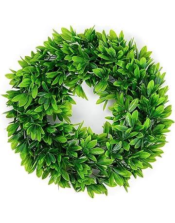 Shop Amazon Com Wreaths Garlands