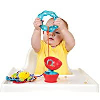 Grapple Suction High Chair Baby Toy Holder Leash