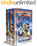 GALAXY AT WAR: Three Space Opera Adventures for the Price of One! (English Edition)