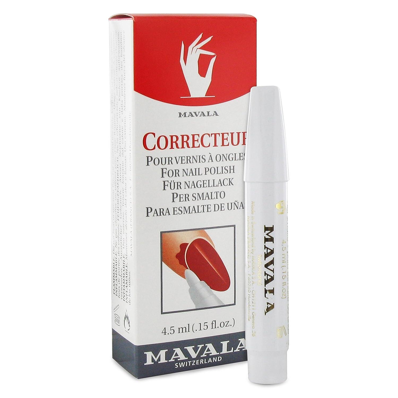 Mavala Switzerland Correcteur for Nail Polish 4ml/0.125oz 7618900916708