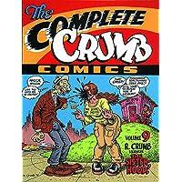 COMPLETE CRUMB COMICS SC VOL 09