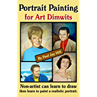 Portrait Painting for Art Dimwits