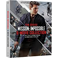 Mission: Impossible 6 Movie Collection on Blu-ray