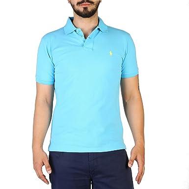 Ralph Lauren Polo Shirt In Heavenly Cotton, Hombre.: Amazon.es ...