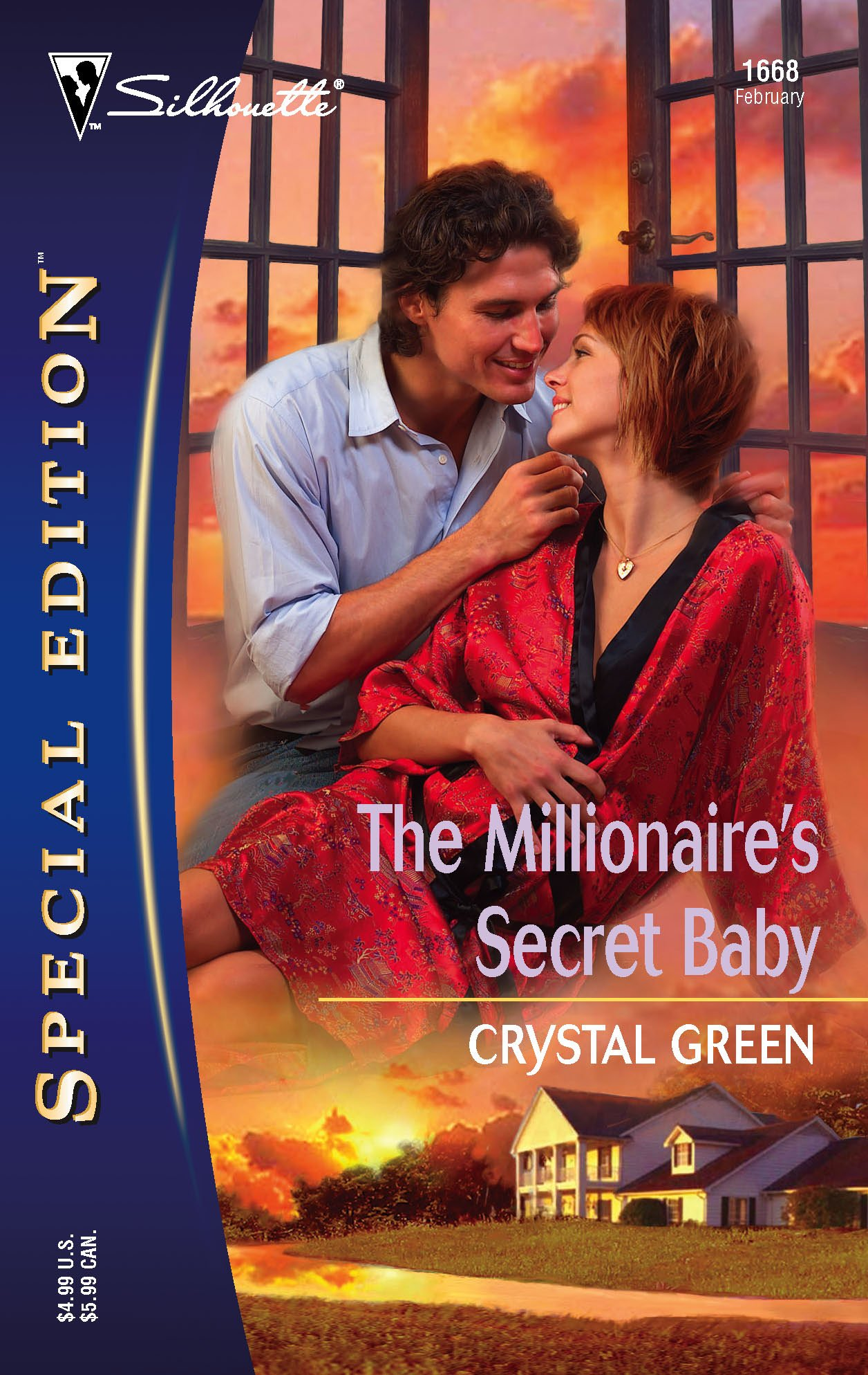 The Millionaire's Secret Baby (Silhouette Special Edition) ebook