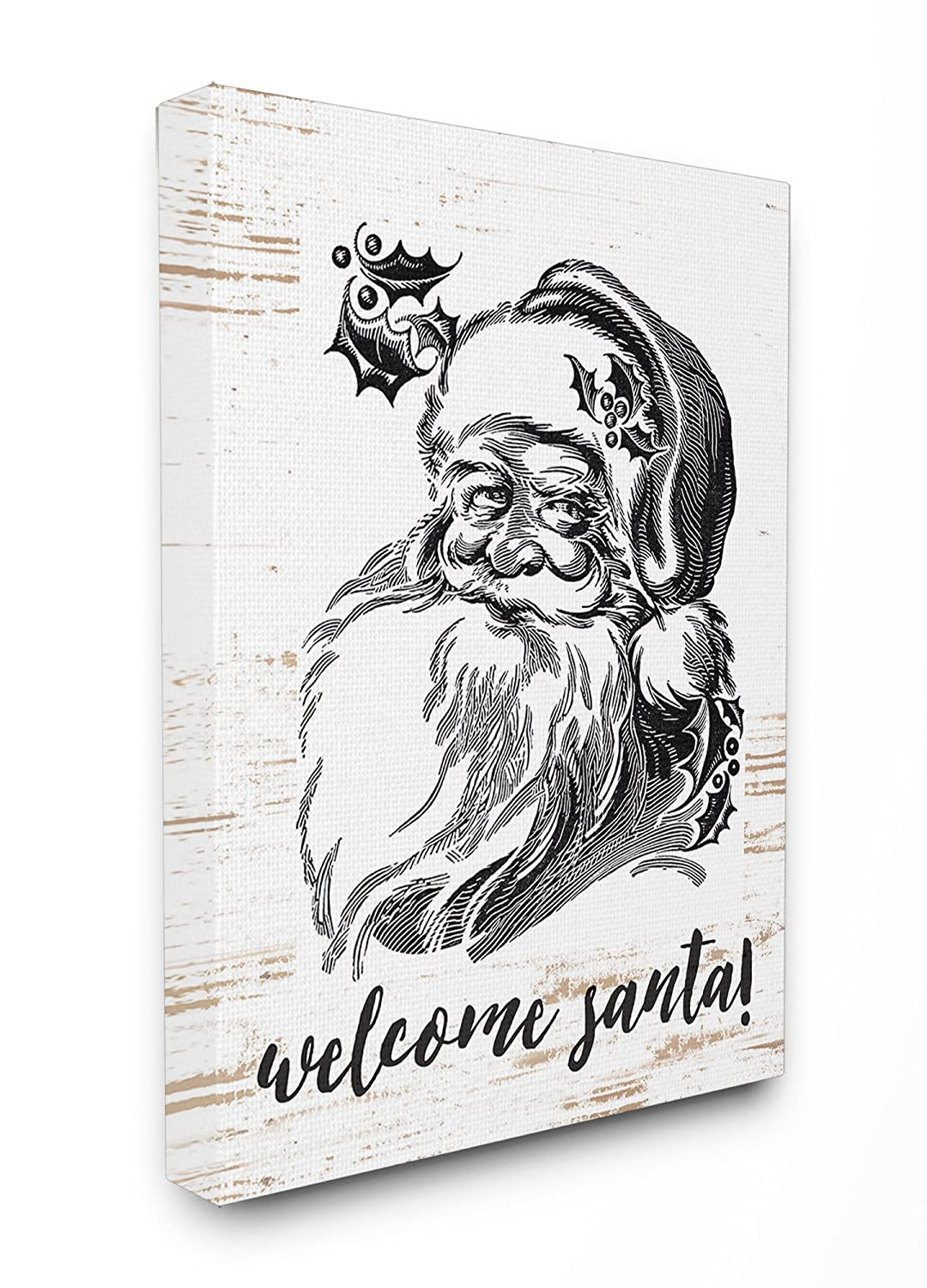 Multi-Color Stupell Industries Joyous Noel Christmas Wall Plaque 13 x 19