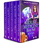 Midlife Medicine Box Set, Books 1-5: A Paranormal Women's Fiction Cozy Mystery