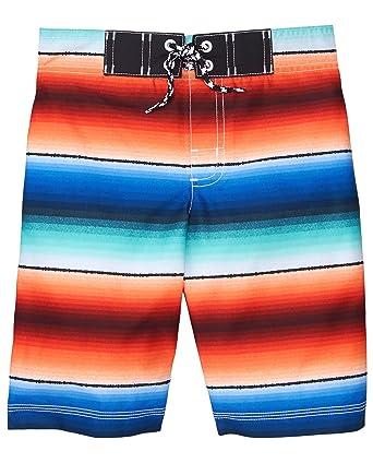 10ab2eb897 Amazon.com: Gymboree Little Boys' Printed Swim Shorts: Clothing