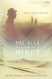 Más allá de las fronteras de Minos (Ione) (Spanish Edition)