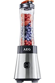 AEG PerfectMix SB 2400 Mini Mixer / Smoothiemaker Mit 0,4 PS Power