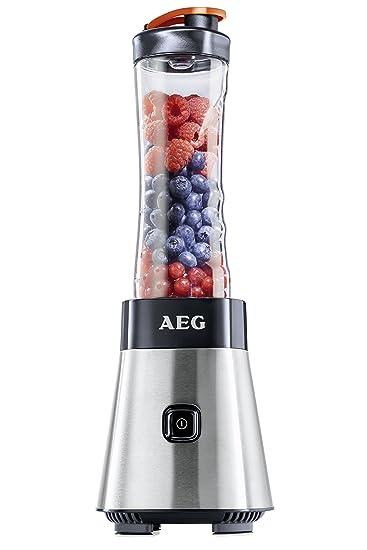 Fantastisch AEG PerfectMix SB 2400 Mini Mixer / Smoothiemaker Mit 0,4 PS Power