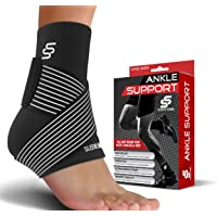 Sleeve Stars Ankle Brace for Plantar Fasciitis - Ankle Wrap Heel Brace for Heel Pain, Ankle Support and Ankle Protector…