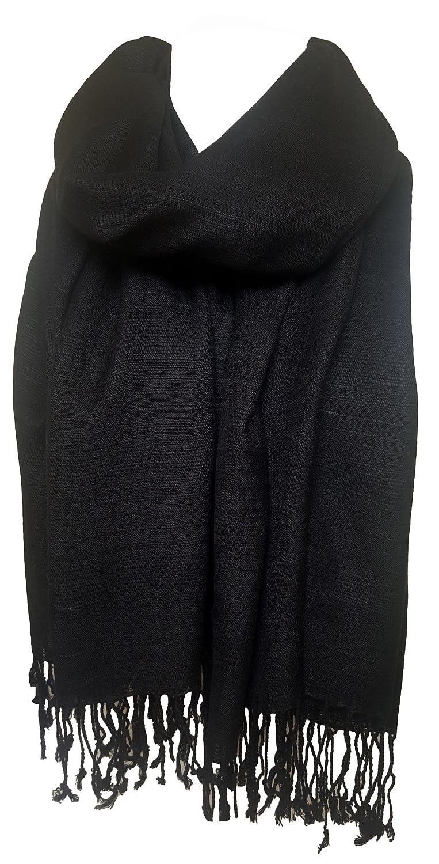 Sch/ön und weich Schal Pashmina Hijab Schal Stola Wrap Hohe Qualit/ät 100/% Viskose Fabrik Ausverkauf Baby Rosa