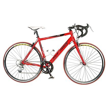 Tour De France Stage One Vintage Fixie Bike, 700c Wheels, Mens Bike ...