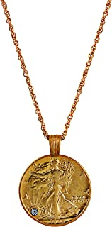 product image for Walking Liberty Half Dollar Coin Pendant