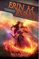 Fire in the Blood (Forgotten Realms) Kindle Edition