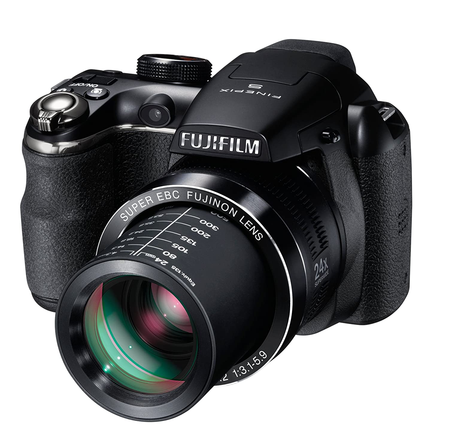 Amazon.com : Fujifilm FinePix S4200 Digital Camera : Point And ...