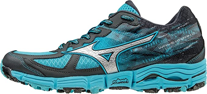 Mizuno Wave Kazan 2 Womens Zapatilla De Correr para Tierra - SS16-40.5: Amazon.es: Zapatos y complementos